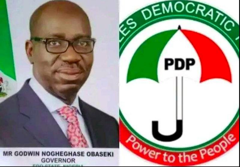 BREAKING: Obaseki Sets To Clinch Edo PDP Ticket – JOEBLINKS BLOG