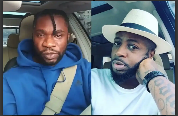 Tunde Ednut Steals Content Yet He S Rich And I Live In A Ghetto Life No Balance Speed Darlington Blows Hot Video Joeblinks Blog Tunde ednut biography, date of birth, early life, education, family. tunde ednut steals content yet he s